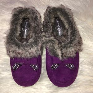Jessica Simpson slippers